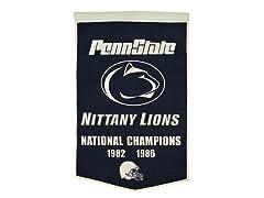 Penn State Dynasty Banner