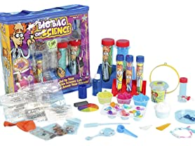 Be Amazing Toys Big Bag Of Science - 70 Activities