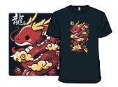 Kawaii Red Dragon