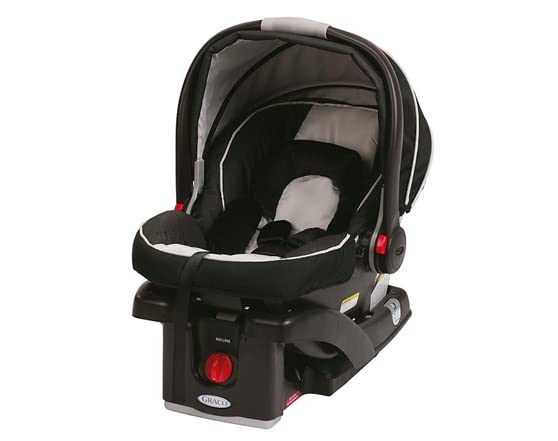 graco snugride click connect 35 infant car seat kids toys. Black Bedroom Furniture Sets. Home Design Ideas