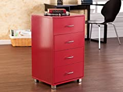 4-Drawer Multipurpose Storage Cabinet