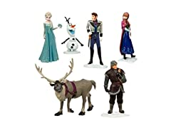 Disney's Frozen Figure Play Set