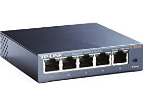 TP-Link 5-Port Gigabit Ethernet Network Switch