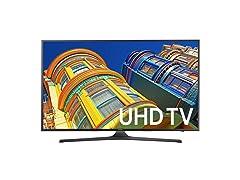 """Samsung 65"""" Class KU630D 4K UHD TV"""