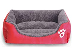 Eco-Friendly Cushioned Warm Pet Beds