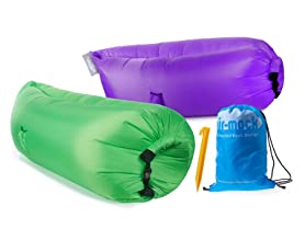 Twisted Root Design Airmock Inflatable Loungers