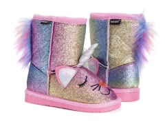MUK LUKS Kid's Averly Unikitten Boots
