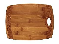 Totally Bamboo Cork Cutting Board