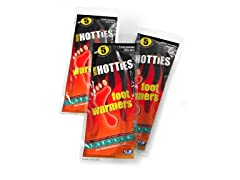 Little Hotties Foot Warmers 20-Pairs