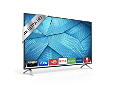"VIZIO 50"" 4K UHD Full-Array LED Smart TV"