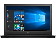 "Dell Inspiron 5566 15"" 7th Gen Intel Laptop"
