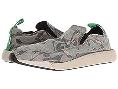 Sanuk Men's Chiba Quest Funk Sneaker