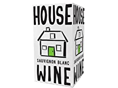 House Wine Sauvignon Blanc, 3L Box (3)