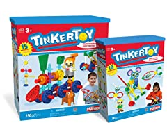 Tinker Toy Building Sets-Your choice!