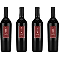4-Pk. Luna Vineyards Cabernet Sauvignon