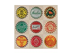 Cheers Coasters- Set of 4