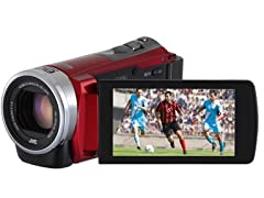 Full HD Camcorder with 40x Optical Zoom