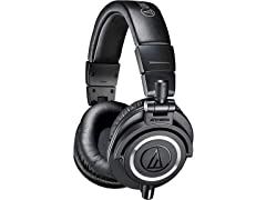 Audio-Technica ATH-M50x Wired Headphones