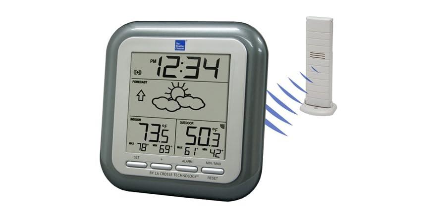 twc wireless weather station w   forecast