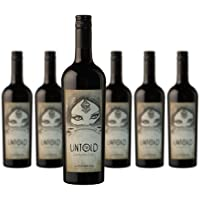 6-Pack The Untold Paso Robles Zinfandel Wine