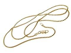 18kt Gold Plated Diamond Cut Coryana