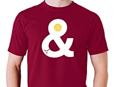 Wine and Cheese Graphic Tee
