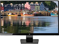 "HP 27W 27"" IPS Full HD Monitor"