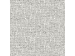 Grey Poplin Texture Peel & Stick Wallpaper
