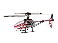 """Riviera 2.4Ghz 28"""" F45 4CH Red R/C Helicopter"""