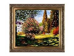 Monet - Il Parco Monceau