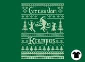Ugly Krampus Sweater