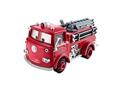 Disney/Pixar Cars Diecast Red Fire Truck