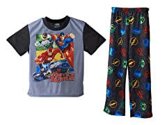 Justice League - 2 Piece Set (4-10)