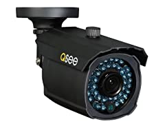 Weatherproof 650TVL Camera with 100' Night Vision