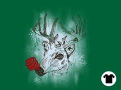 Green-nosed Reindeer Tee