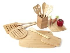 Core Bamboo 14-Piece Kitchen Set