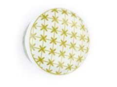 Decorative Ceramic Knob Pack of 5