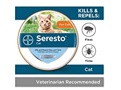Seresto Flea Collar for Cats