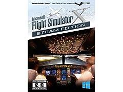 MadCatz Microsoft Flight Simulator X: Steam Edition