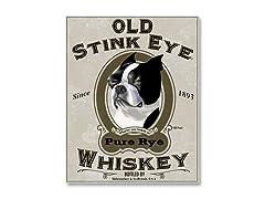 Stink Eye Vertical (2 Styles)