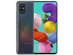 Samsung Galaxy A51 (128GB, 64GB) Bundle (Open Box)