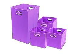 Solid Purple Bundle