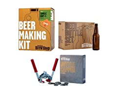 Brooklyn Brew Shop Cascade IPA Beer Kit