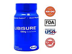 Nucell Libisure Male Enhancing Pills