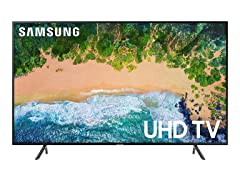 "Samsung 43"" 4K UHD 7 Series Smart LED TV"