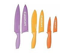 Cuisinart 6-Pc Color Chef Set