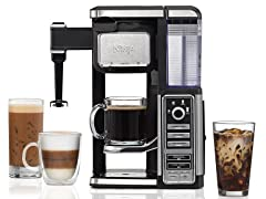 Ninja Coffee Bar Single-Serve System w/ Auto-iQ, CF112
