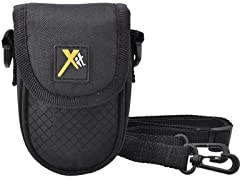 Xit Deluxe Point & Shoot Camera Case - 2 pk