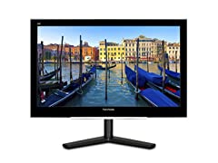 "22"" Ultra-Thin 1080p LED Monitor"