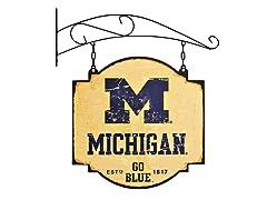 Michigan Vintage Tavern Sign